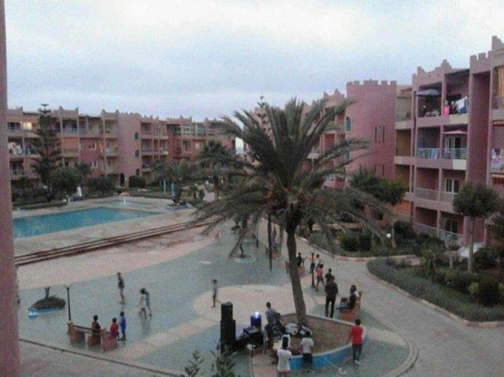 résidence Sahara Beach Mansouria