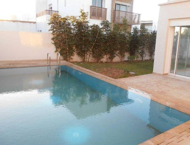 villa VIDE pour location