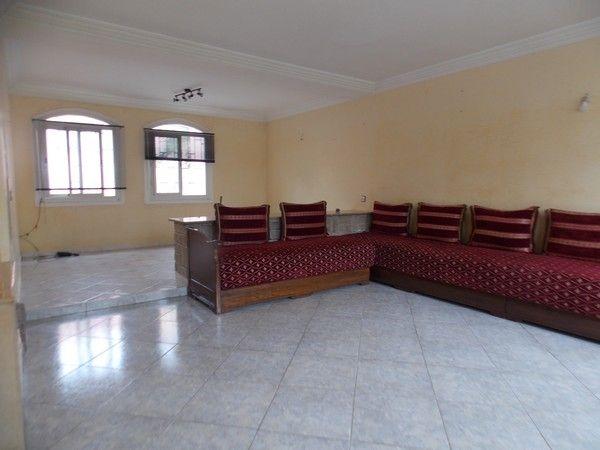 Location villa vide la Siesta Mohammedia