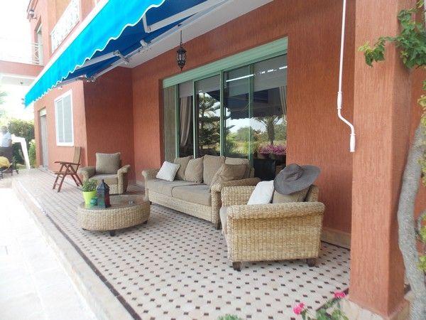 espace piscine Golf de Benslimane