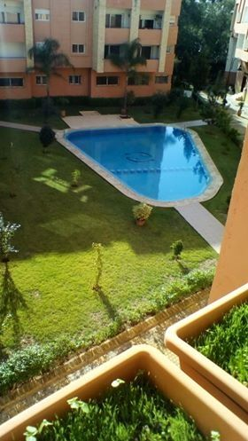 Benslimane résidence avec piscine