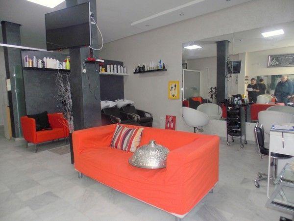 salon de coiffure Sidi Bernoussi