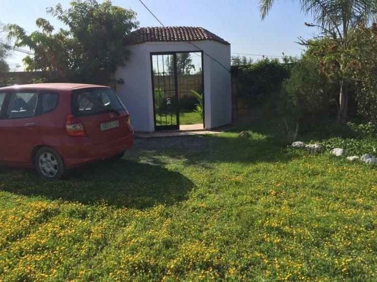 Propriété agricole Oued Cherrat