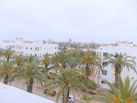 résidence Beach Palace corniche de Mohammedia