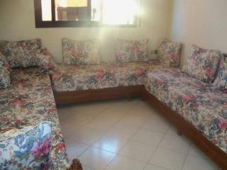 location appartement vide quartier Wafa à Mohammedia