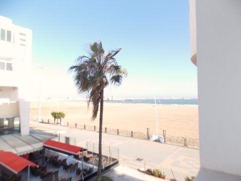 appartement meublé résidence Beach Palace avec une vue sur mer