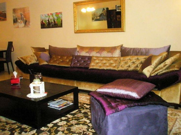 résidence du centre Benslimane