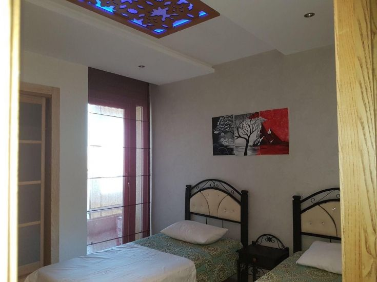 résidence Evasion Oued Cherrat Bouznika