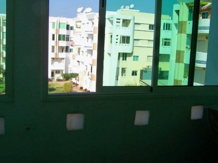 Appartement meublé Beach Palace II