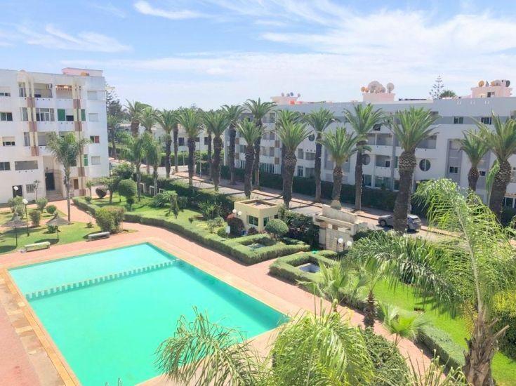résidence Beach Palace 02 corniche de Mohammedia