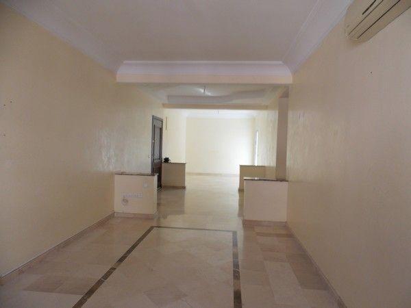 Appartement vide en location
