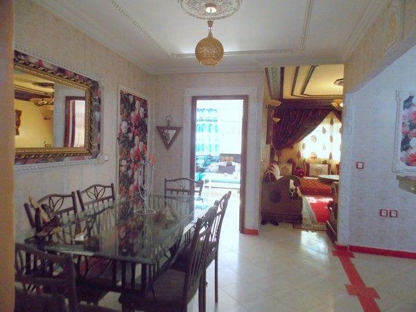 quartier Amal à Mohammedia