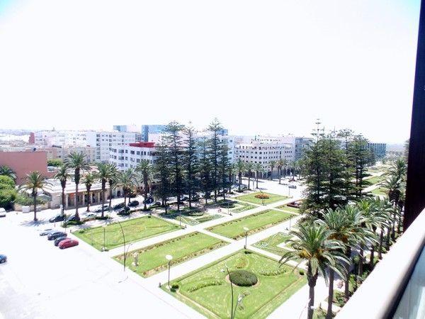 résidence Grand Parc à Mohammedia
