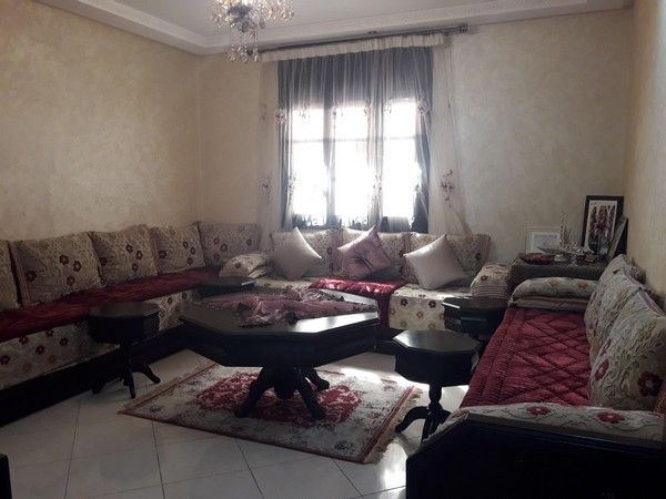 Appartement à vendre quartier Abdelmoumen