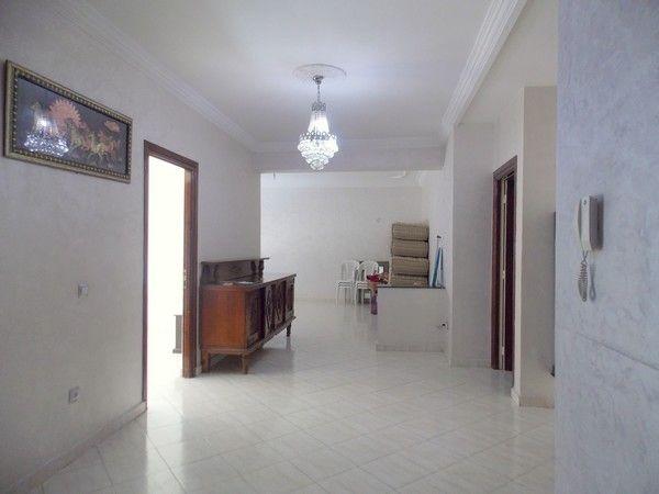 Appartement vide centre ville Mohammedia