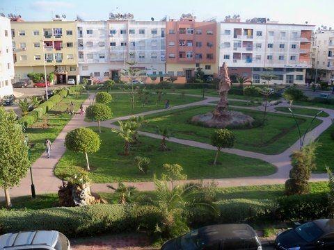 Les jardins de Wafa à Mohammedia