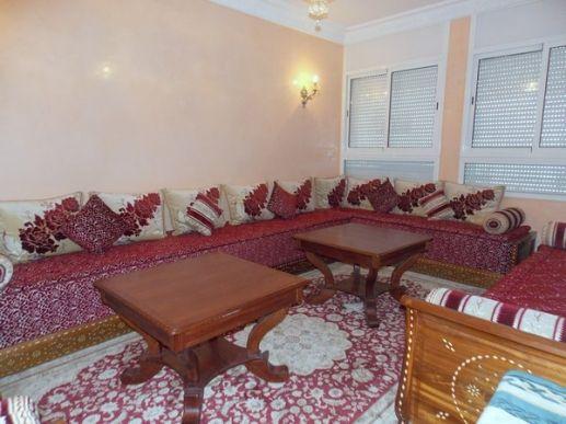 appartement meublé à louer à Mohammedia
