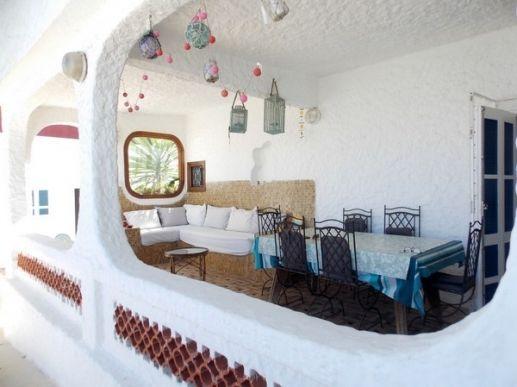Location maison de plage à Mansouria