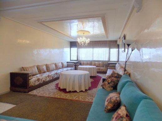 Location meublé 140 m2 centre ville