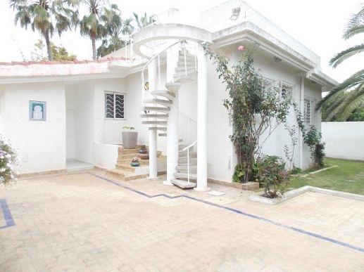 Villa plage Manesman à Mohammedia