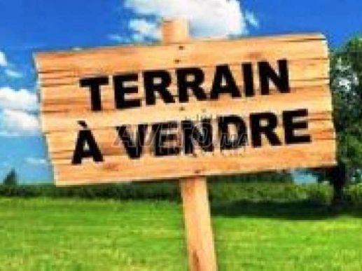 TERRAIN à vendre zone villa Mohammedia