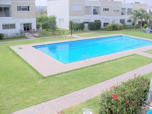 Résidence Badiaa avec piscine