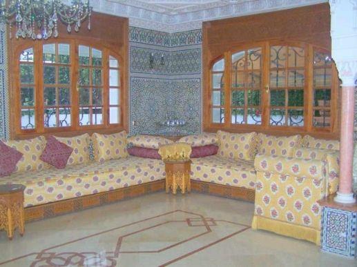 location villa meublée