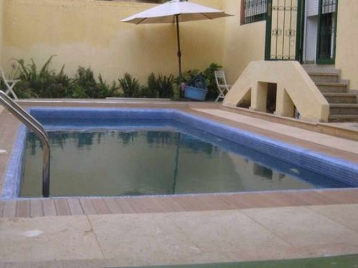 villa avec piscine Benslimane