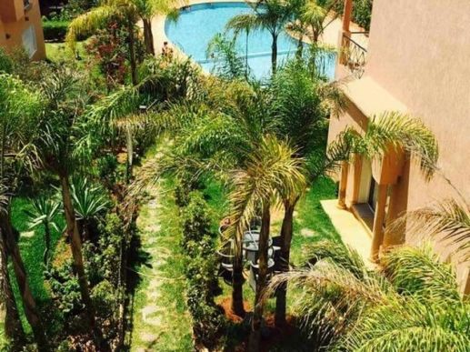 résidence avec piscine Benslimane