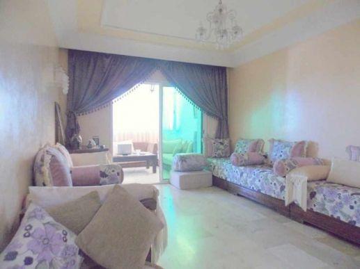 location meublé immeuble Amoud