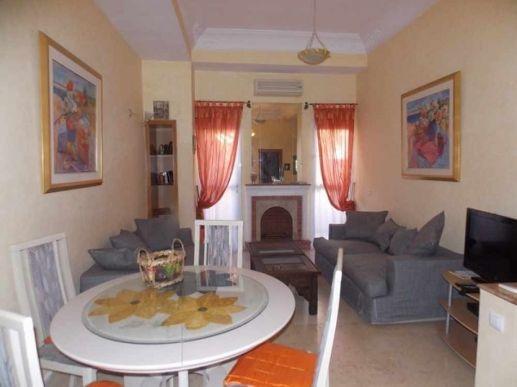 salon résidence Florianes