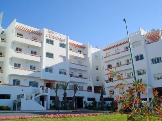 résidence de l'Ermitage à Mohammedia