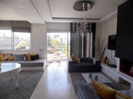 Niveau de villa meublé haut standing