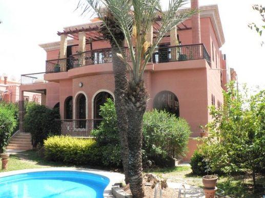 Villa à vendre quartier Targa à Marrakech