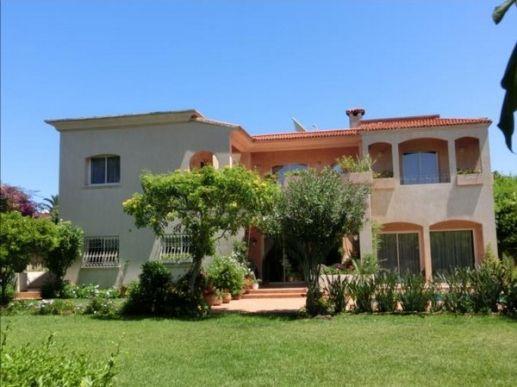 Villa à vendre centre ville Mohammedia