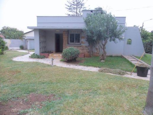 Location villa vide centre ville Mohammedia