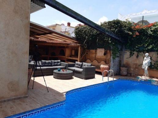 Dar Bouazza villa vide en location
