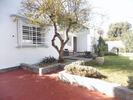 Location villa meublée Mohammedia