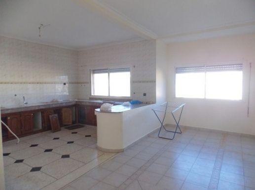 Niveau de villa vide 120 m2 Mohammedia