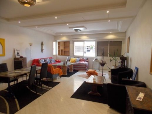 Appartement meublé centre ville Mohammedia