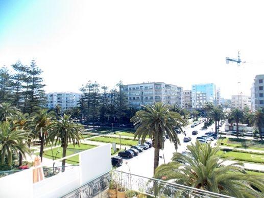 Appartement vue sur Parc