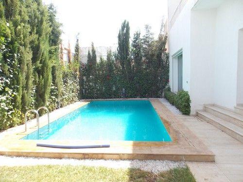 résidence villa à Nouaceur