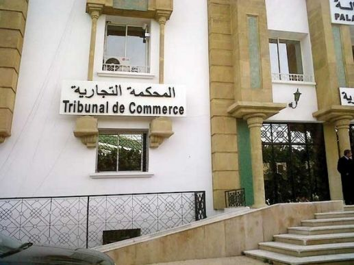 Tribunal de commerce BTP