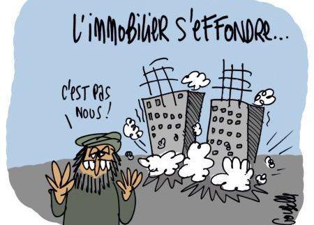 Crise immobilière au Maroc